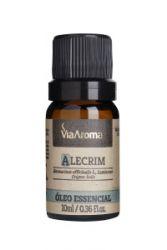 Óleo Essencial Alecrim - Via Aroma  10ml