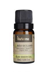 Óleo Essencial Limão Siciliano - Via Aroma  10ml
