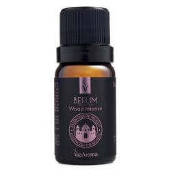 Essência Berlim/Wood Intense -  10ml - Via Aroma
