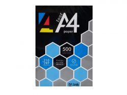 Papel Sulfite Four Ink 75g A4 - 1 Resma Com 500