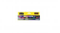 Tempera Guache Neon Com 6 Cores - 15Ml