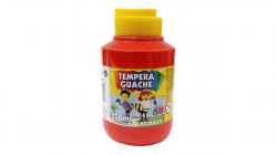 Tempera Guache 250 Ml Vermelho Fogo Acrilex