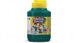 Tempera Guache 250 Ml Verde Bandeira Acrilex