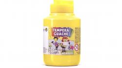 Tempera Guache 250ml Amarelo Ouro Acrilex