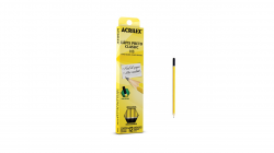 Lápis Preto Grafite N2 Classic Acrilex -  12 Unidades