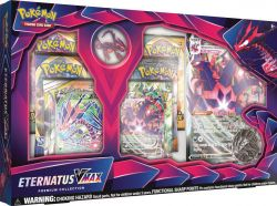 Box Pokémon Coleção Premium Eternatus Vmax Copag