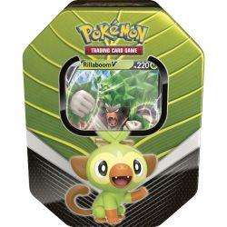 Deck Pokémon - Lata - Parceiros De Galar - Grookey - Copag