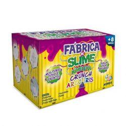 Kit Fábrica De Slime Kimeleka Arco Íris Art Brink
