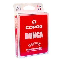 Cartas Para Jogar Vermelho Dunga - Copag