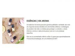Kit 3 Essências Black Vanilla - 10Ml Via Aroma