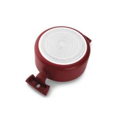 Caçarola Rev Cerâmico Com Tampa Vermelha 20x8,5cm 2,5 - Hércules